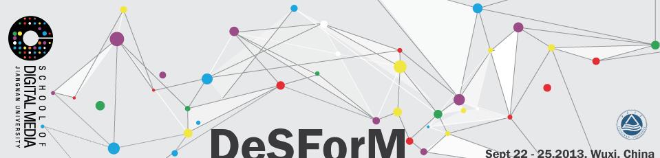 DeSForM 2013